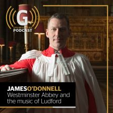 Organist and Master of the Choristers on the new choir's new recording