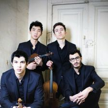 Quatuor Arod join prestigious New Generation Artists scheme