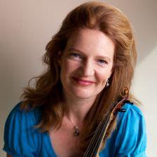 Violinist Rachel Podger