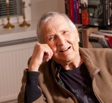 Einojuhani Rautavaara (photo by Ari Korkala)