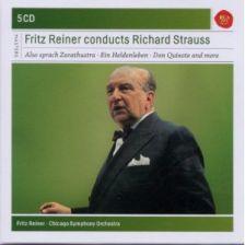 Fritz Reiner Conducts Strauss