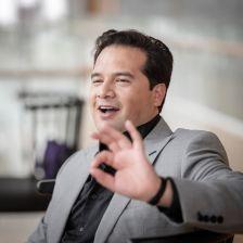 Malmö SO's new Chief Conductor: Robert Trevino (photo: Håkan Röjder)