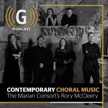 Rory McCleery discusses modern Marian motets in the latest Gramophone podcast