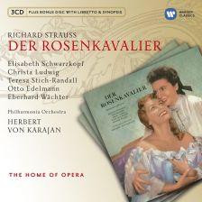 Karajan's recording of Der Rosenkavalier, starring Schwarzkopf and Ludwig