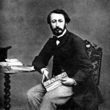Camille Saint-Saëns (photo Tully Potter Collection)