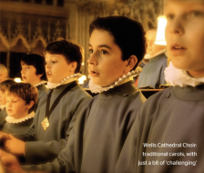 wells cathedral choir photo geoffrey robinsonalamy