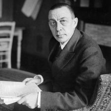 Sergey Rachmaninov (Tully Potter Collection)