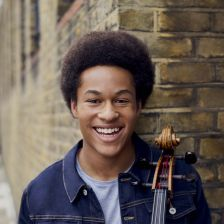 Cellist Sheku Kanneh-Mason was among the artists behind a growth for classical recording (photo: Lars Borges)