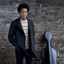 Cellist Sheku Kanneh-Mason will play at next month's Royal Wedding (photo: Lars Borges)