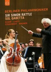 Simon Rattle Sol Gabetta