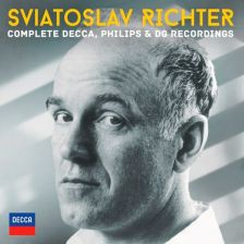 Richter's complete recordings for Decca, Philips and DG box-set