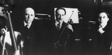Pablo Casals, Jacques Thibaud and Alfred Cortot – 'three first-magnitude stars' combine for this glorious Trio (photo: Tully Potter Collection)