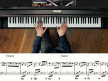Tido is designed to help pianists learn new repertoire