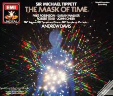 The first recording of The Mask of Time – copies are now very hard to find