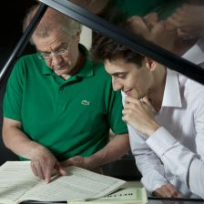 Vänskä and Sudbin find a common approach to Beethoven (photo Greg Helgeson)