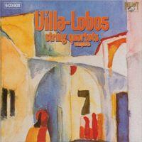 Villa-Lobos String Quartets
