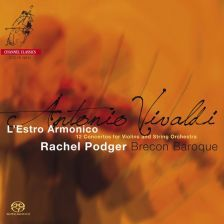 Vivaldi's L'estro armonico from Rachel Podger and Brecon Baroque