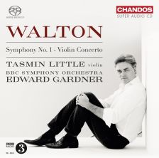 Recording of the Month: Walton's First Symphony and Violin Concerto