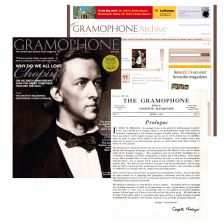 Gramophone online relaunches