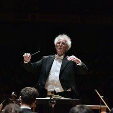 Benjamin Zander discusses his new recording of Beethoven's Ninth (photo: Paul Marotta Perfect Bokeh Photo)