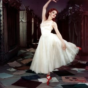 Moira Shearer, in The Red Shoes (photo: Moviestore Collection Ltd)