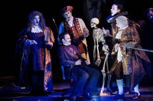 Opera North's new production of Ruddigore (photo: Robert Workman)