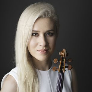 Violinist Eldbjørg Hemsing is on a musical mission to share Borgstöm's Concerto (photo: Nikolaj Lund)