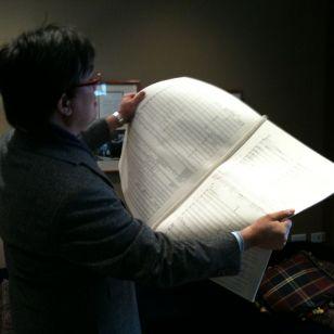 Le Grand score – Alan Gilbert holds up Ligeti's music