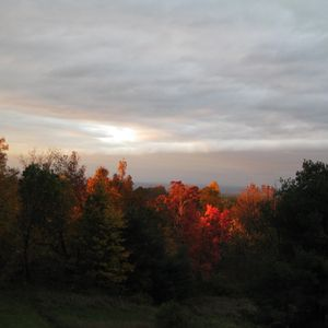 Autumn - and autumn listening - returns to New York's Hudson Valley