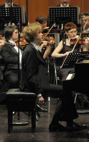 Jan Liesiecki kicks off Chopin year (photo: OHOUEIX)