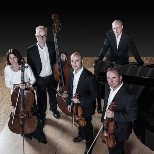 The Schubert Ensemble: retiring after a 35-year commitment to commissioning (photo: Jack Liebeck)