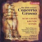 CHAN10791. 20th Century Concerto Grosso. Neville Marriner