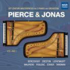 MS1651. Pierce & Jonas: 20th Century Masterpieces