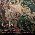 CKD453. A & G MAHLER Lieder