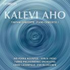 BIS2306. AHO Piano Concerto. Timpani Concerto