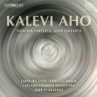 BIS2036. AHO Theramin Concerto. Horn Concerto