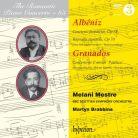 CDA67918. ALBÉNIZ; GRANADOS Piano Concertos