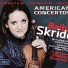 C932 182A. Baiba Skride: American Concertos