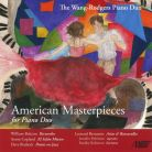 TROY1427. American Masterpieces for Piano Duo