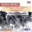 C5309. ANTHEIL A Jazz Symphony. Piano Concerto No 1