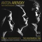 DUX1320. ARENSKY Piano Trios
