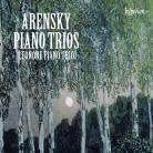CDA68015. ARENSKY Piano Trios