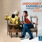 934133-2. PORPORA Arias for Farinelli. Philippe Jaroussky