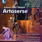 37715. HASSE Artaserse