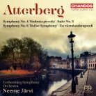 CHSA5116 ATTERBERG Symphonies Nos 4 & 6, Gothenburg Symphony/Jarvi