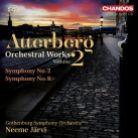 CHSA5133. ATTERBERG Symphonies Nos 2 & 8