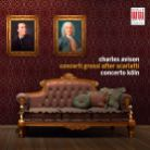 0300702BC. AVISON Concerti Grossi after Scarlatti