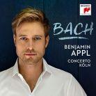 19075851622. JS BACH Arias and Sinfonias (Benjamin Appl)