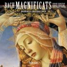 CDA68157. JS BACH; JC BACH; CPE BACH Magnificats