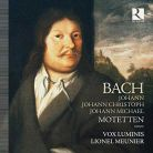 RIC347. J BACH; JC BACH; JM BACH Vocal Works